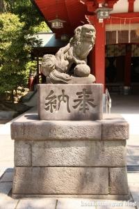 久伊豆神社(越谷市越谷)43