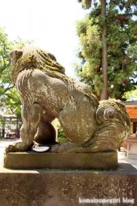 久伊豆神社(越谷市越谷)45