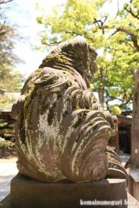 久伊豆神社(越谷市越谷)46