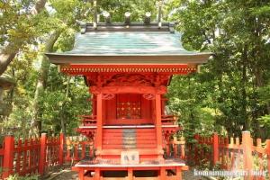 久伊豆神社(越谷市越谷)7