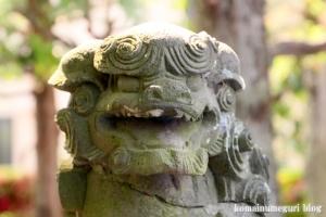 久伊豆神社(越谷市越谷)20