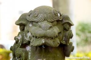 久伊豆神社(越谷市越谷)21