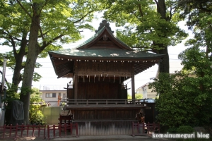 久伊豆神社(越谷市越谷)24