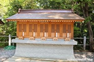 久伊豆神社(越谷市越谷)60