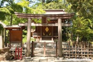 久伊豆神社(越谷市越谷)68