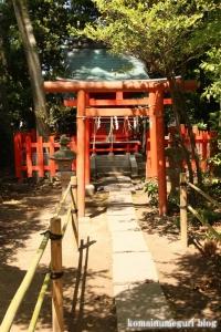 久伊豆神社(越谷市越谷)6