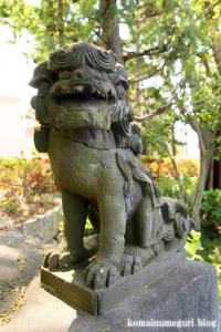久伊豆神社(越谷市越谷)13