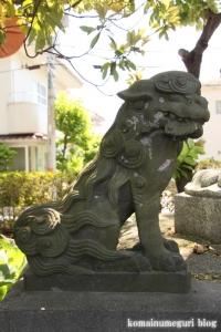久伊豆神社(越谷市越谷)16