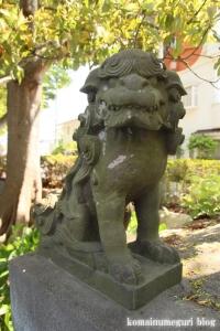 久伊豆神社(越谷市越谷)17