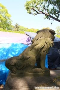 久伊豆神社(越谷市越谷)14