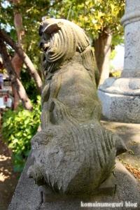 久伊豆神社(越谷市越谷)15