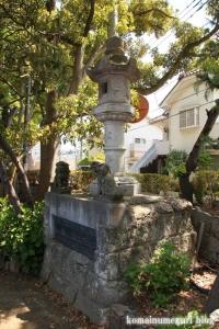 久伊豆神社(越谷市越谷)11