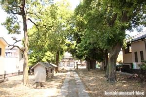 香取神社(越谷市東越谷)5