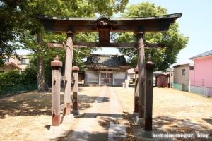 香取神社(越谷市東越谷)11