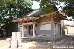 香取神社(越谷市東越谷)14