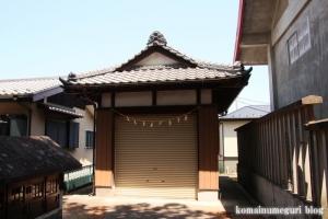 香取神社(越谷市東越谷)17