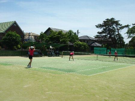 テニス試合2