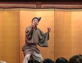 かっぽれ桜川米七(20120729撮影)
