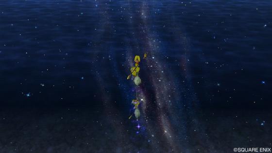 153星の海から②