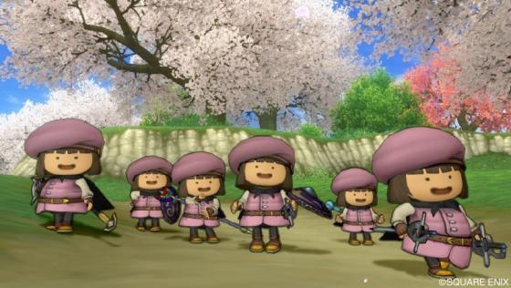 155桜六姉妹