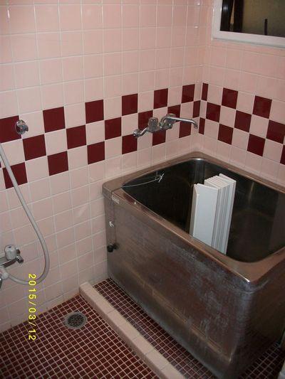 西室浴室①