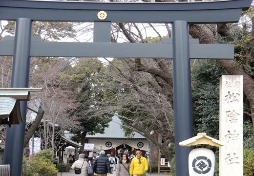 豪徳寺・松蔭神社 (5)_R