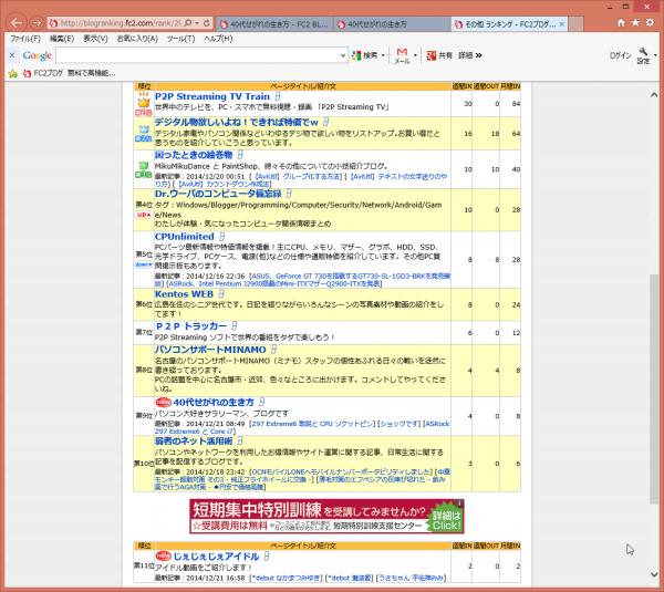 SnapCrab_縺昴・莉・繝ゥ繝ウ繧ュ繝ウ繧ー+-+FC2繝悶Ο繧ー繝ゥ繝ウ繧ュ繝ウ繧ー+-+Internet+Explorer_2014-12-21_19-17-35_No-00_convert_20141223232457