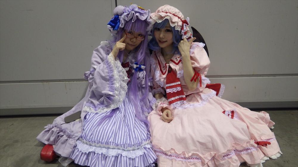 レミィ:桜・パチェ:メリア
