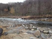 長流川の湯