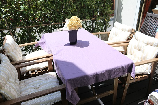 テーブル 4