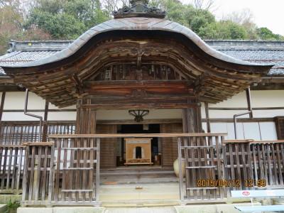 観音正寺本堂