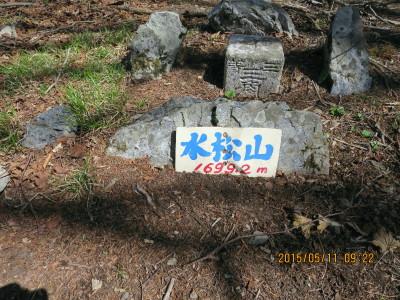 水松山(あららぎやま)