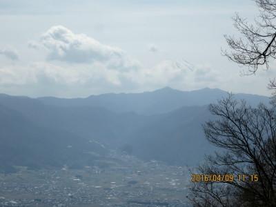 兜山展望台からの風景