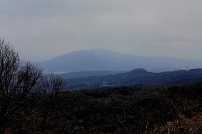 葛城山と金剛山