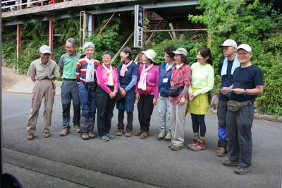 コワタ尾根からスカリ山~顔振峠コース