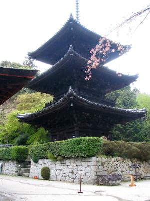 三重塔(重要文化財)
