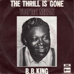 BB King - The Thrill Is Gone1