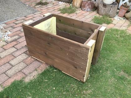 木製プランター01