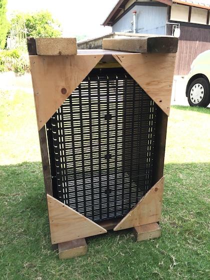 木製プランター02