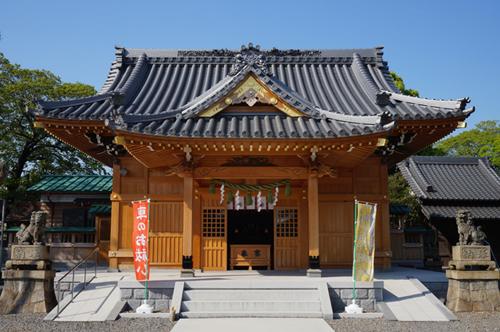 平坂熊野神社burogu