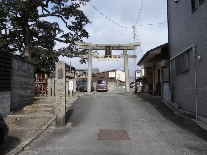 櫟谷七野神社1