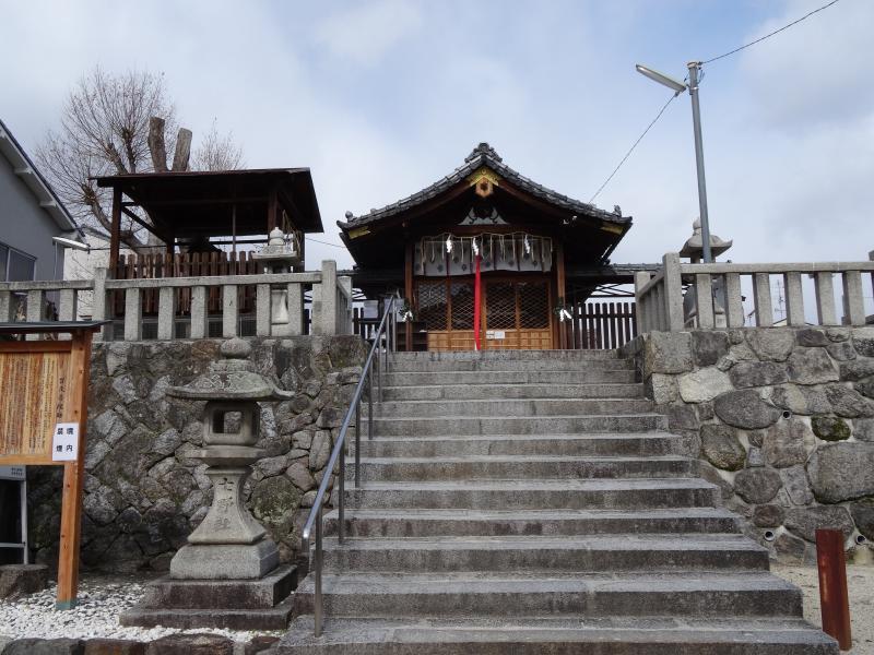 櫟谷七野神社4