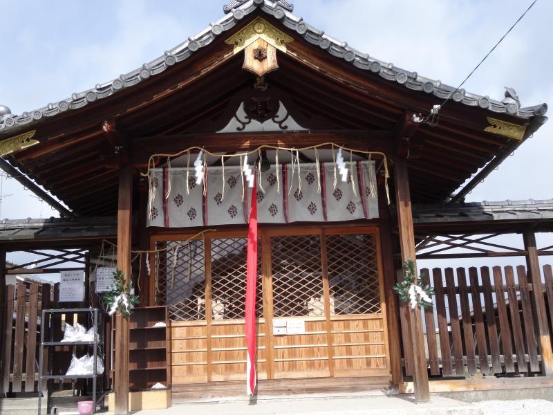 櫟谷七野神社5
