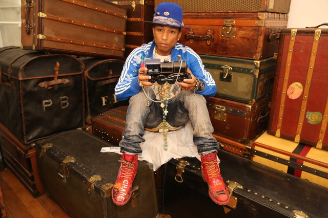 MOYNAT × Pharrell Williams 3