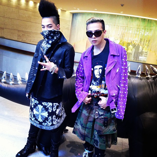 CHROME HEARTS BIGBANG 4