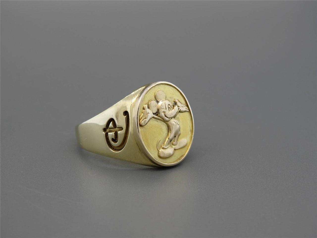 Disney accessory vintage ring 2