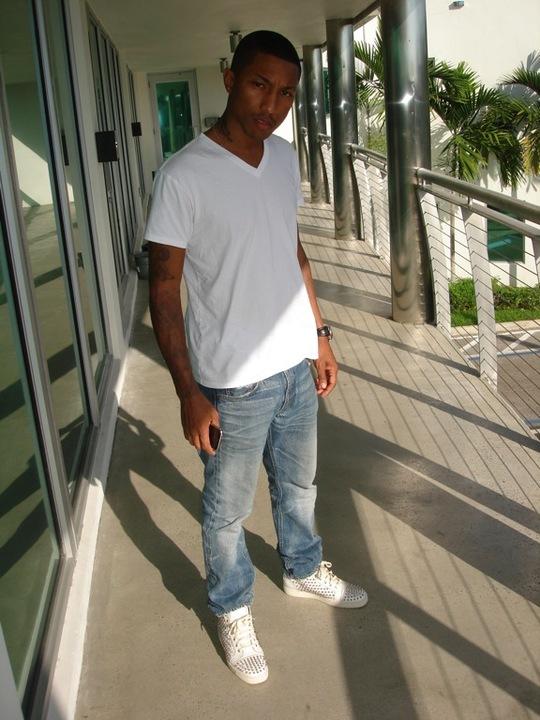 Pharrell Williams Christian Louboutin 6