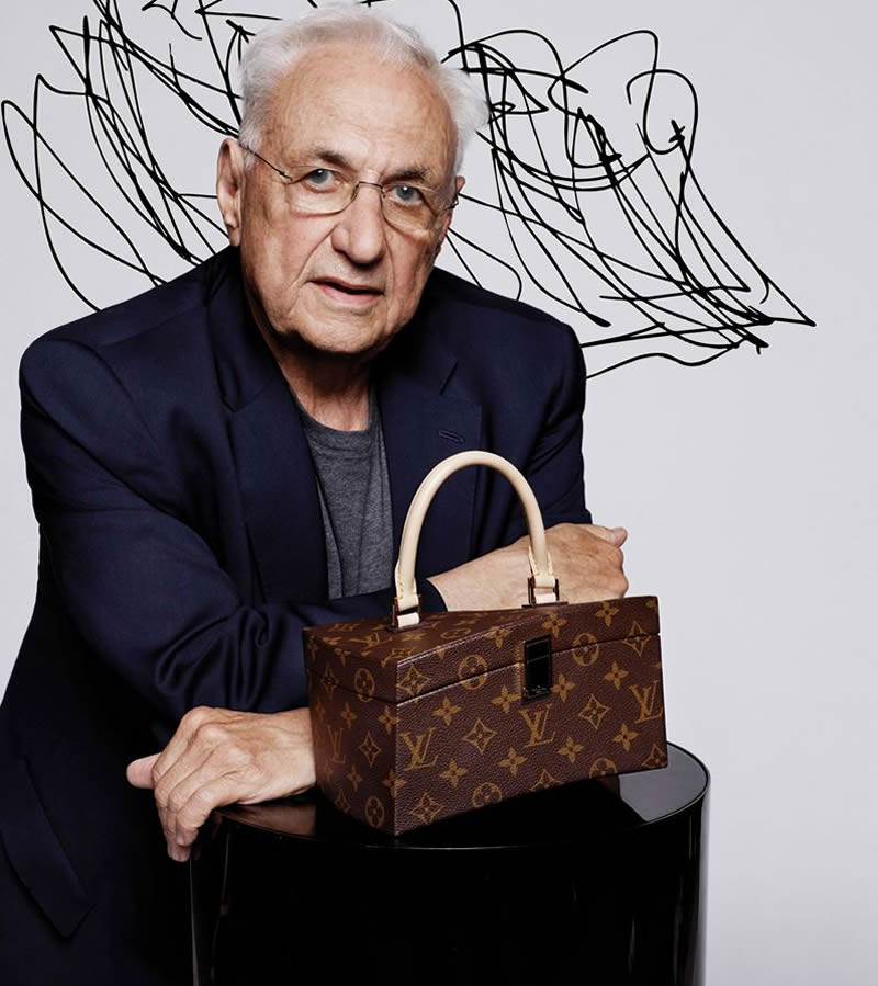 LOUIS VUITTON × Frank Gehry 2