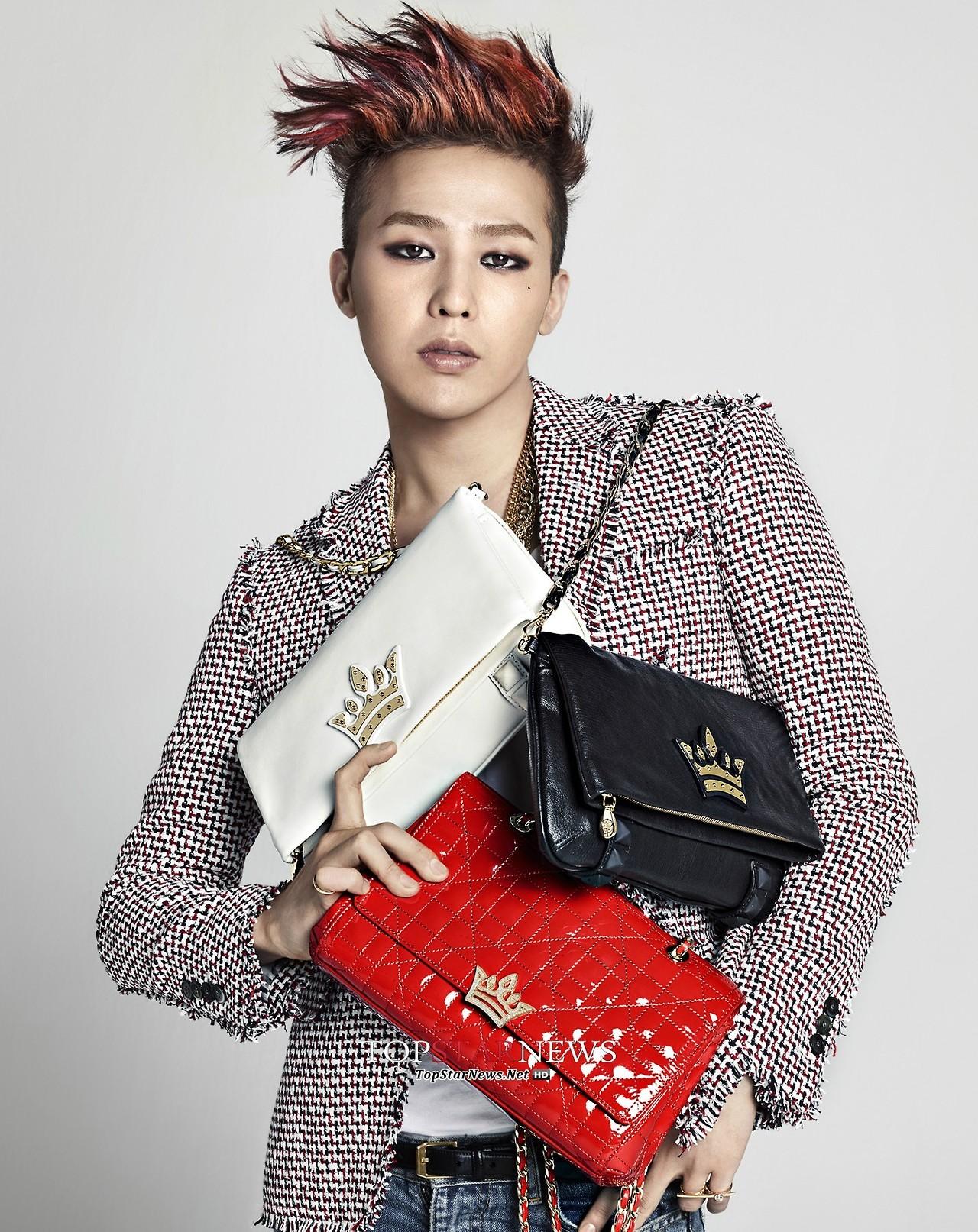J. ESTINA G-dragon bag