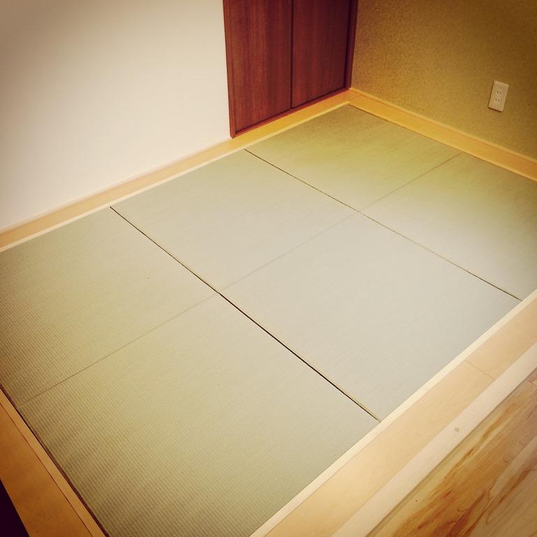 琉球畳 和モダンリノベーション